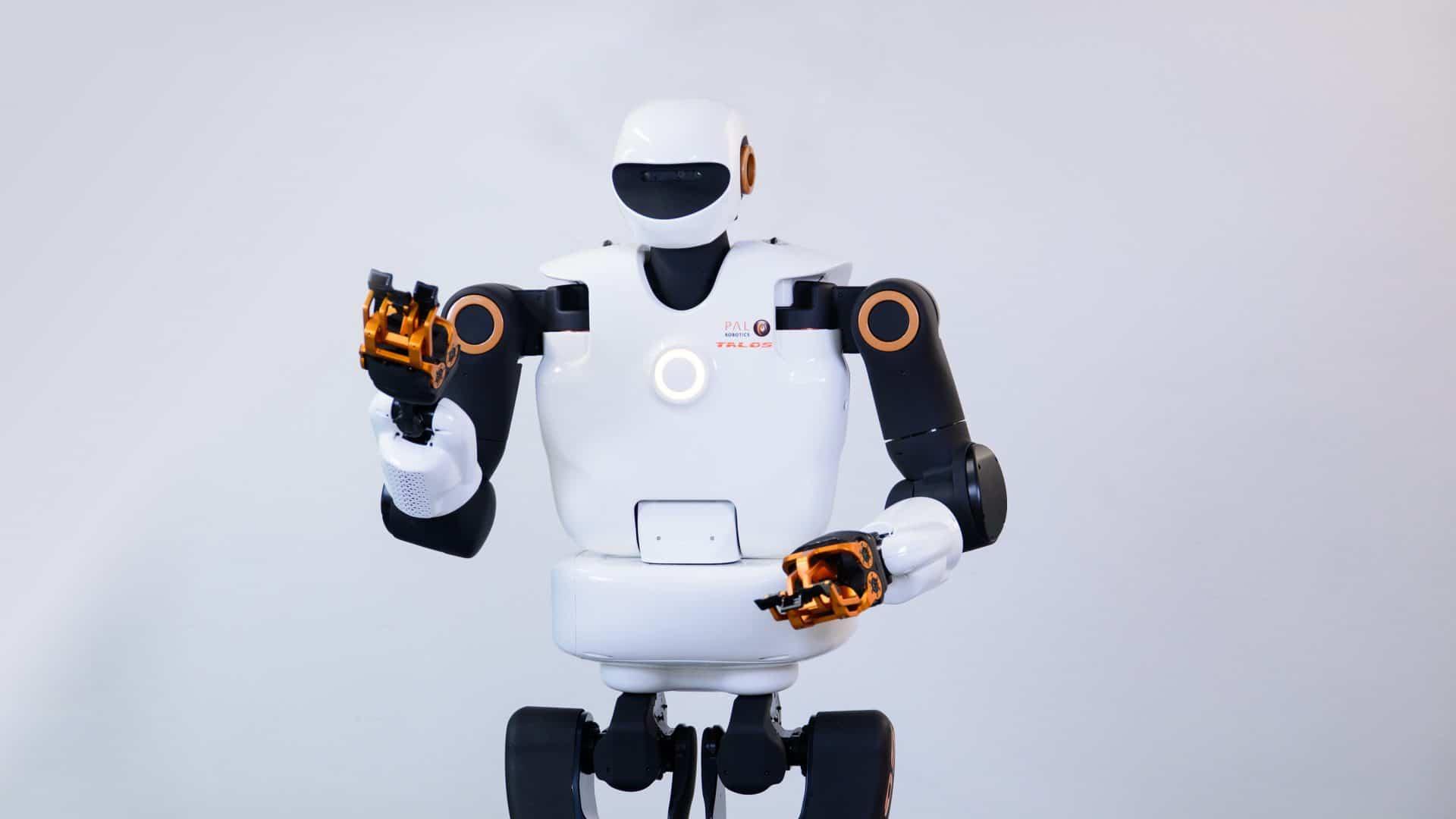 TALOS: la nueva generación de robots bípedos para tareas industriales complejas